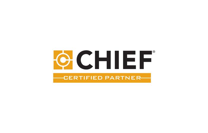 Chief Mounts Certified Partner